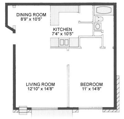 Northfield Court Apartments For Rent Harvard Il Floor Plans 187 Cunat Inc